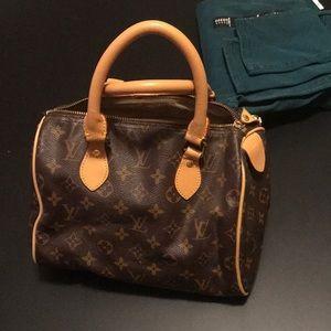 Louis Vuitton Small speedy bag